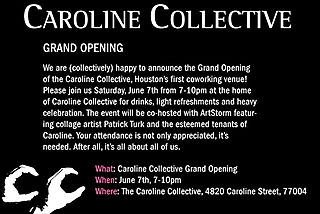 Caroline Collective Grand Opening - Houston, TX